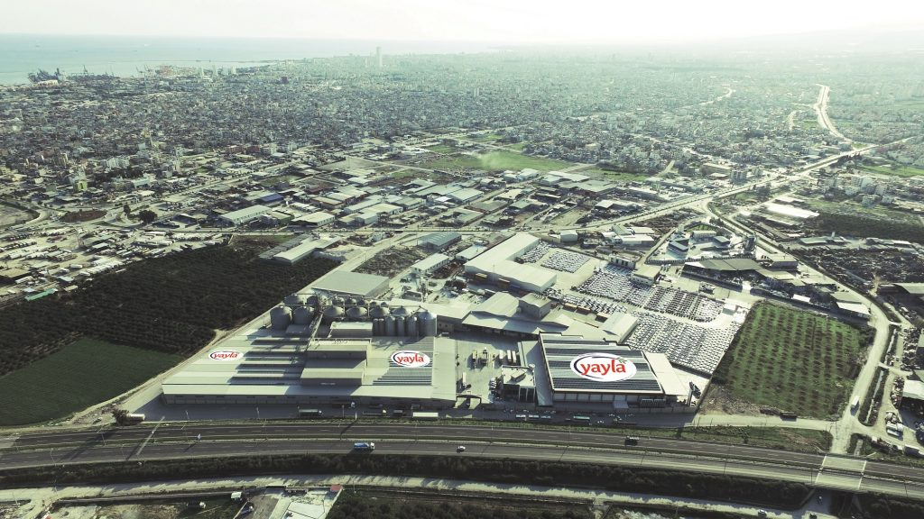 Yayla Mersin Fabrikası